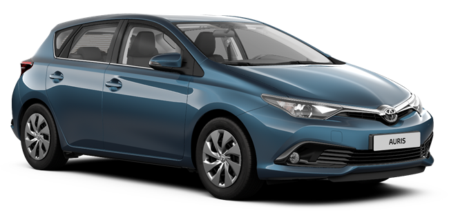 Toyota Auris 5d Hatchback 1.6 Valvematic Active Fleet M/T