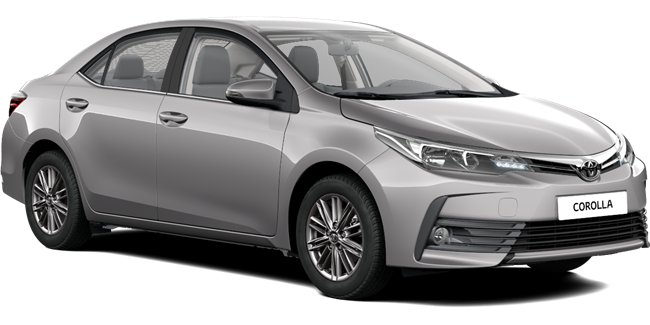 Toyota Corolla Sedan 1.6 Valvematic Active Multidrive S