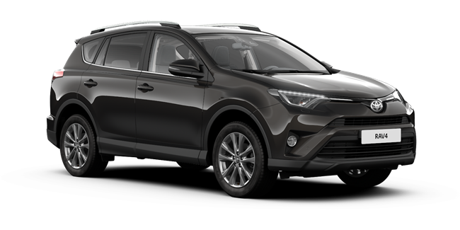 Toyota RAV4 SUV 2.0 Valvematic Luxury Plus 4WD Multidrive S