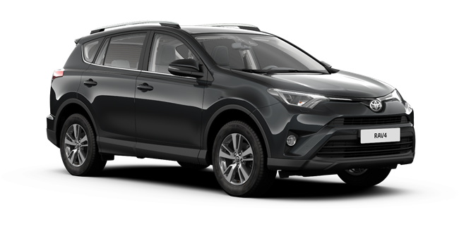 Toyota RAV4 SUV 2.0 Valvematic Luxury Fleet 4WD Multidrive S